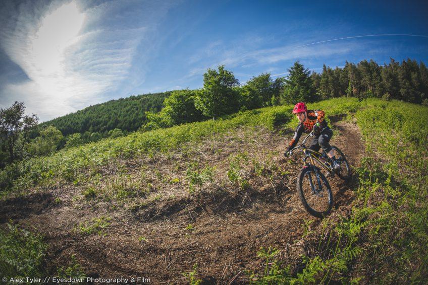 ALRIGHT BUTT: Joel Moore, Muddy Bum Bikes