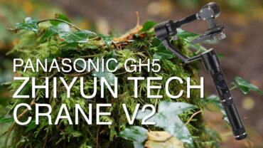 Zhiyun Tech Crane + Panasonic GH5 & 12-35mm f/2.8 Test 🎥