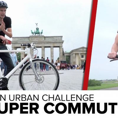 GCN Urban Challenge