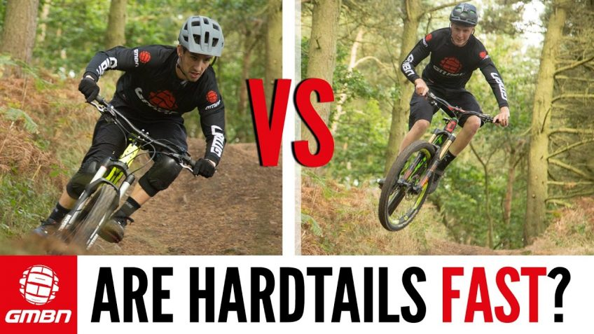 Are Hardtails Fast? GMBN Hardtail Week
