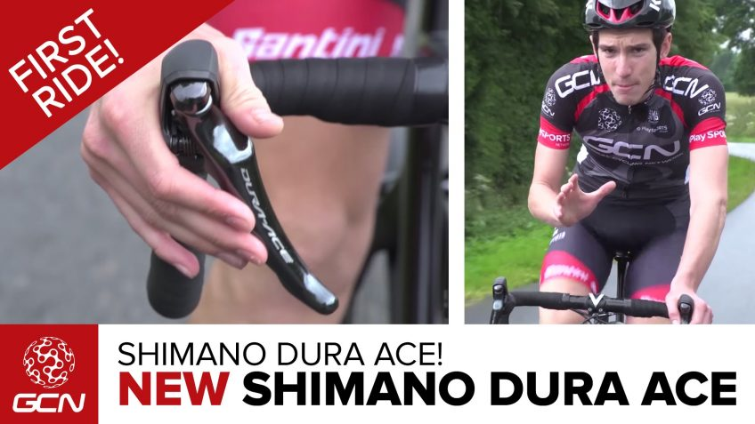 First Ride! NEW Shimano Dura Ace R9100 Groupset