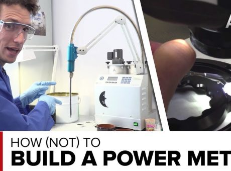 GCN Factory Tour With Power2Max