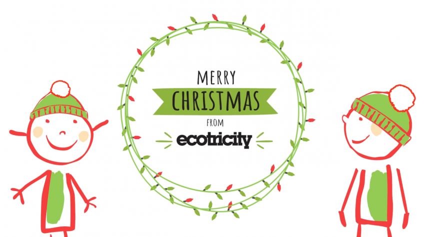 🎄 Merry Christmas from Ecotricity 🎄