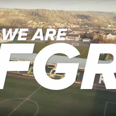 Forest Green Rovers Season Ticket