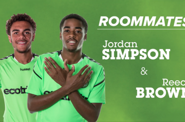 ROOMMATES: Brown & Simpson
